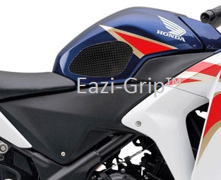Eazi-Grip Honda CBR250 (MC41) Black 2011-2013 2
