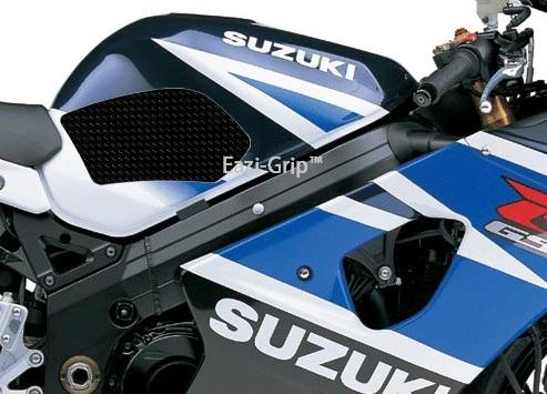 Eazi-Grip Suzuki GSXR1000 Black 2003-2004 2