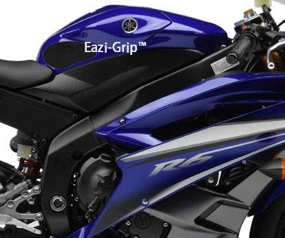 Eazi-Grip Yamaha YZFR6 Clear 2006-2007 2
