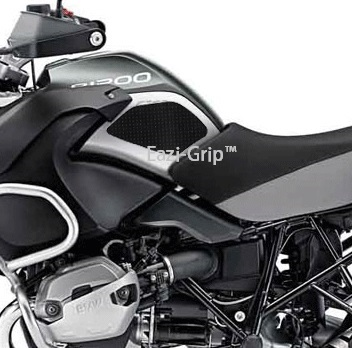 Eazi-Grip BMW R1200GS/R1300GS Black 2004-2012 2