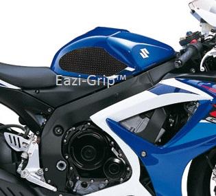 Eazi-Grip Suzuki GSXR600 2006-2007 Black 2