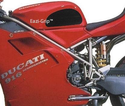 Eazi-Grip Ducati 916 Black 1994-1998 2