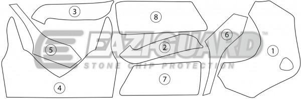 Ducati Diavel 2011-2017 BOXED
