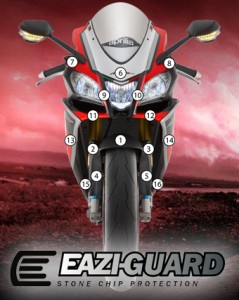 Eazi-Guard Background with Aprilia RSV4 15