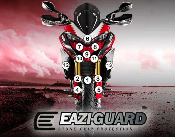 Eazi-Guard Background with Ducati Multistrada 1200 2015-2017 for Listing