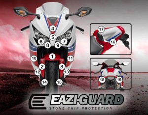 Eazi-Guard Background with Honda CBR1000RR 2012-2016 for Listing