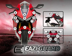 Eazi-Guard Background with Honda CBR1000RR 2017 for Listing