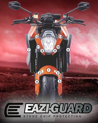 Eazi-Guard Background with Superduke