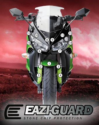 Eazi-Guard Background with Z1000SX