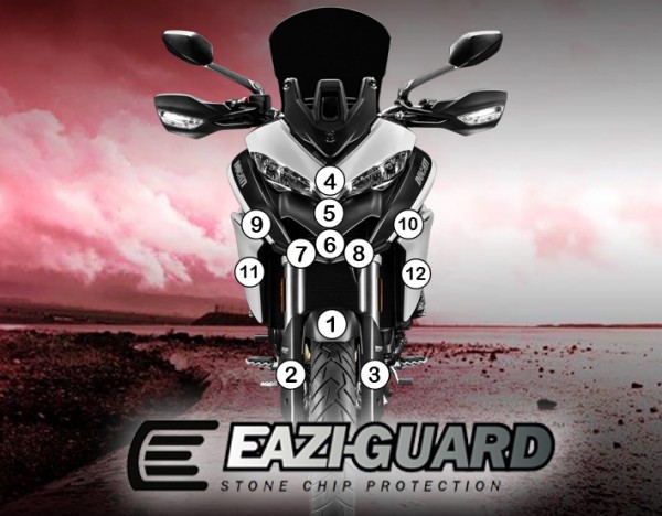 GUARDDUC009 Eazi-Guard Background with Ducati Multistrada 950 2017-