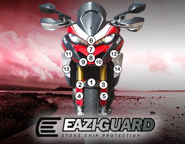 GUARDDUC011 Eazi-Guard Background with Ducati Multistrada 1260 Pikes Peak 2018