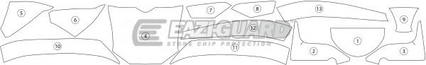 Honda CBR1000RR 2008-2011 BOXED