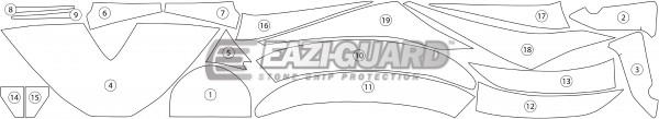 Honda CBR1000RR 2012-2016 BOXED