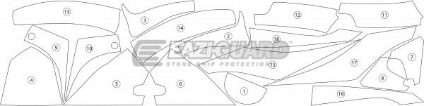 Honda CBR600RR 2013-2016 BOXED
