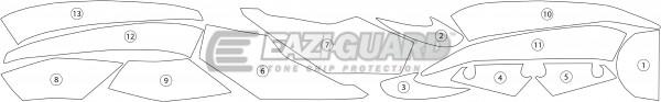 Honda CBR650RR F 2014-2017 BOXED