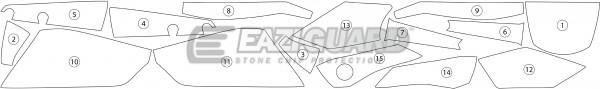 KTM 125 Duke 2011-2016 BOXED