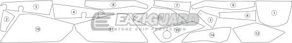 KTM 390 Duke 2013-2016 BOXED