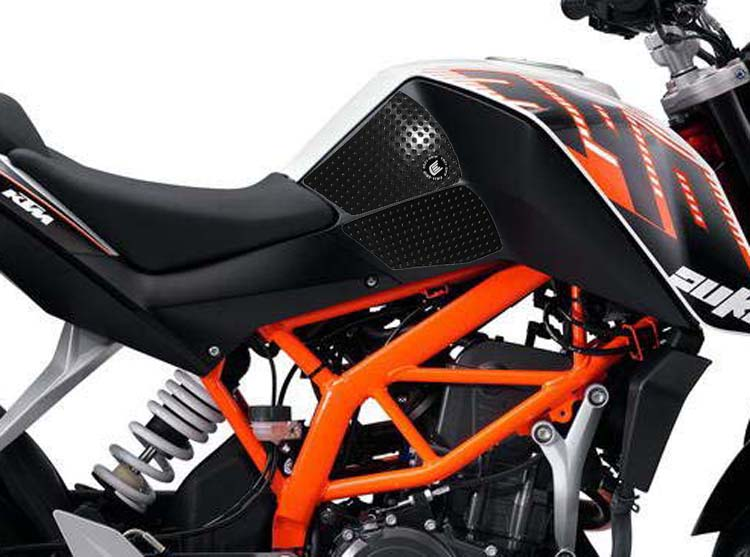 Eazi-Grip KTM Duke 125 Black 2011-2015 2