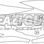 Kawasaki ZX10R 2016-2017 BOXED