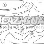 Kawasaki ZZR1400 2012-2017 BOXED