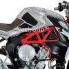 Eazi-Grip MV Agusta 675/800 Brutale Black 2012-2015 2