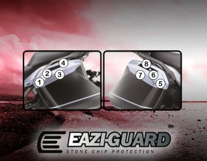 PANNIERKAW001 Eazi-Guard Background with Kawasaki Z1000SX Versys 650 Versys 1000 Panniers for Listing