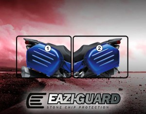 PANNIERKAW002 Eazi-Guard Background with Kawasaki GTR1400 Panniers for Listing