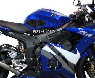 Eazi-Grip Yamaha R6 2003-2005 Black 2