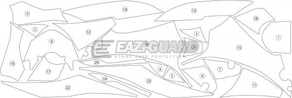 Suzuki GSXR1000 2017 BOXED