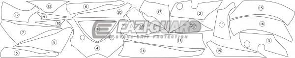 Suzuki GSXR600 750 2011-2017 BOXED