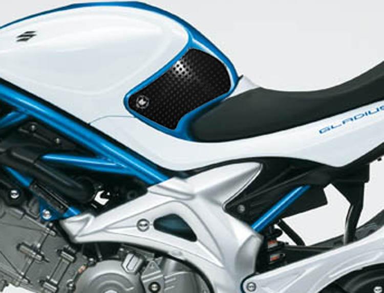 Eazi-Grip Suzuki SFV650 Gladius Black 2010-2015 2