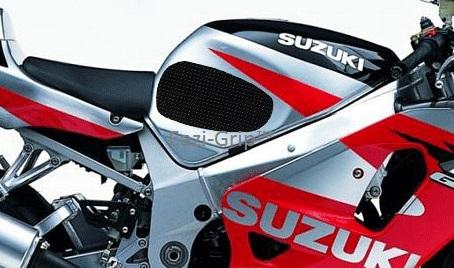 Eazi-Grip Suzuki GSXR600 2001-2003 Black 2