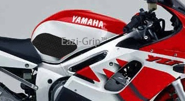 Eazi-Grip Yamaha YZFR6 Black 1999-2002 2