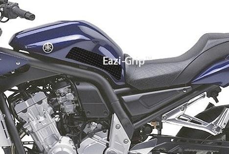 Eazi-Grip Yamaha FZS1000 Fazer Black 2001-2005 2