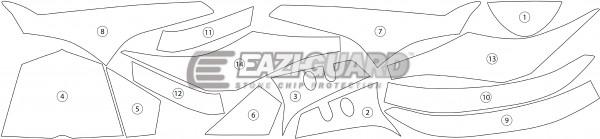 Yamaha YZF-R1 2015-2017 BOXED