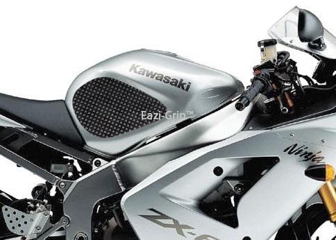 Eazi-Grip Kawasaki ZX6R (636) Clear 2003-2004 2
