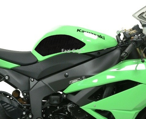 Eazi-Grip Kawasaki ZX6R Black 2009-2012 2