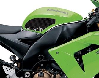Eazi-Grip Kawasaki ZX10R Black 2004-2005 2